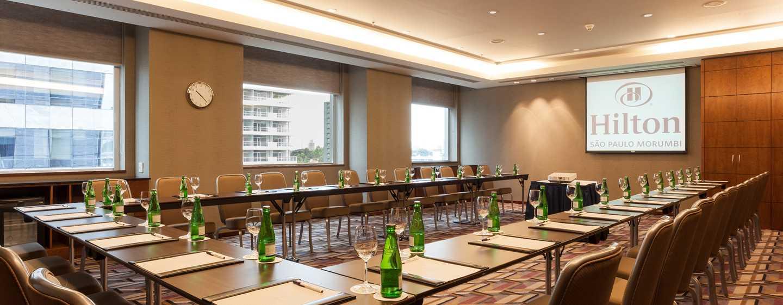 Hotel Hilton São Paulo Morumbi, Brasil – Sala de reunião Hilton