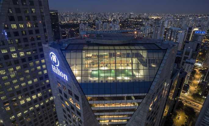 b07a0e01a21a2 Hotel Hilton Sao Paulo Morumbi