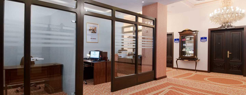 Hotel Hilton Sibiu, România – Business Center