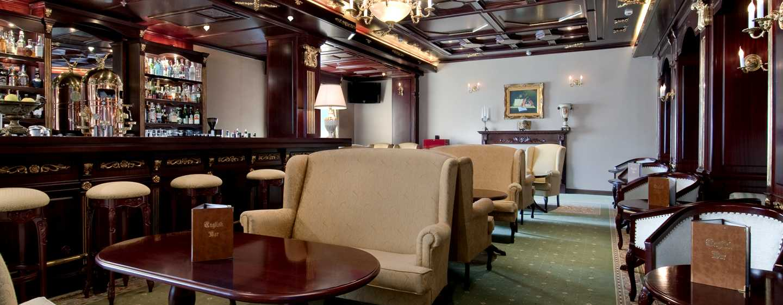 Hotel Hilton Sibiu, România – Bar englezesc
