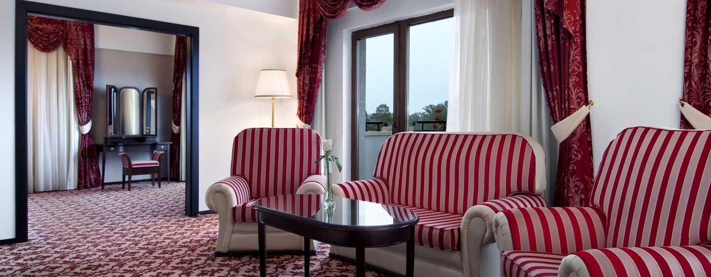 Hotel Hilton Sibiu, România –