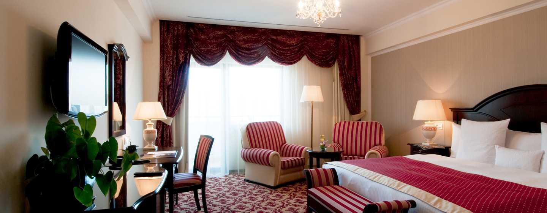 Hotel Hilton Sibiu, România – Cameră cu pat King