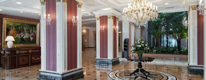 Hotel Hilton Sibiu, România – Holul