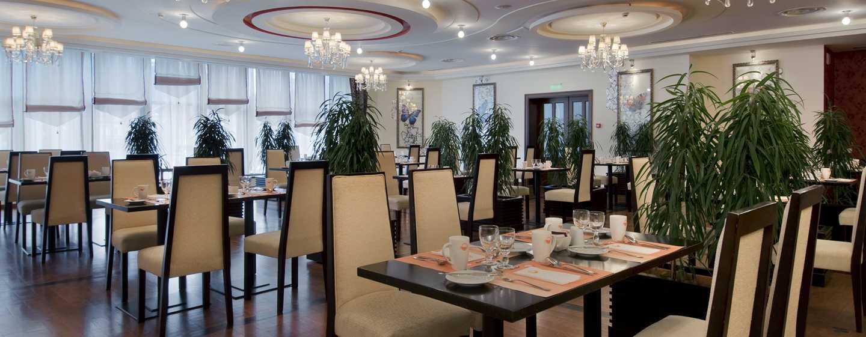 Hotel Hilton Sibiu, România – Restaurant Madrigal