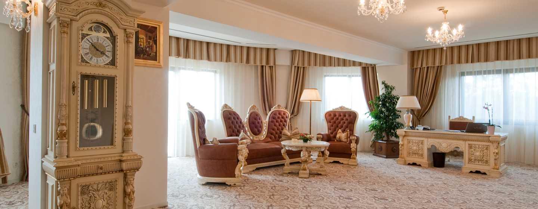 Hotel Hilton Sibiu, România – Apartament prezidenţial