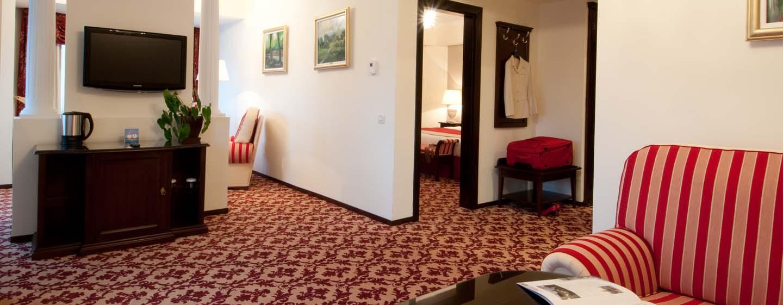 Hotel Hilton Sibiu, România – Apartament regal