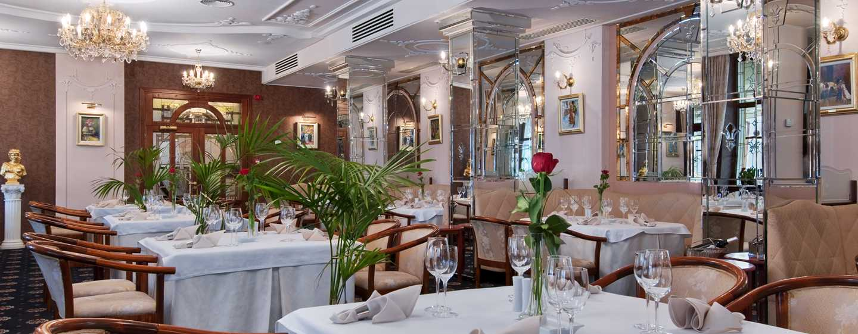 Hotel Hilton Sibiu, România – Restaurant Versailles Restaurant