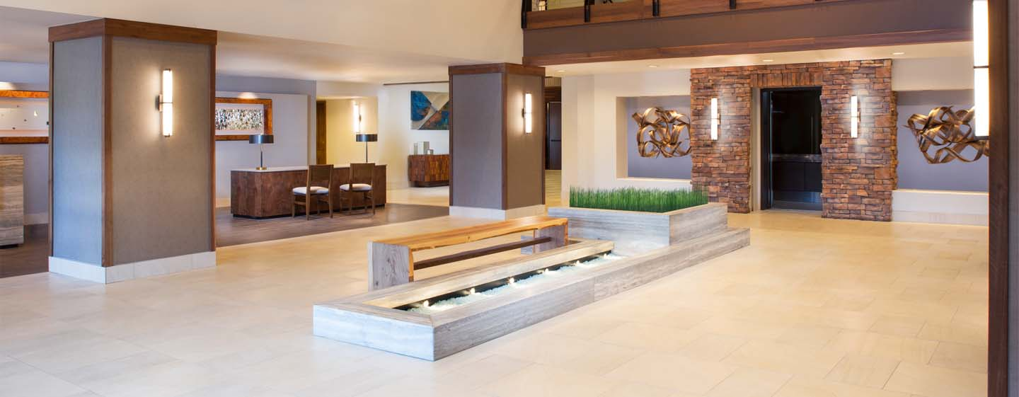 Hotel Hilton Sedona Resort at Bell Rock, Arizona - Lobby