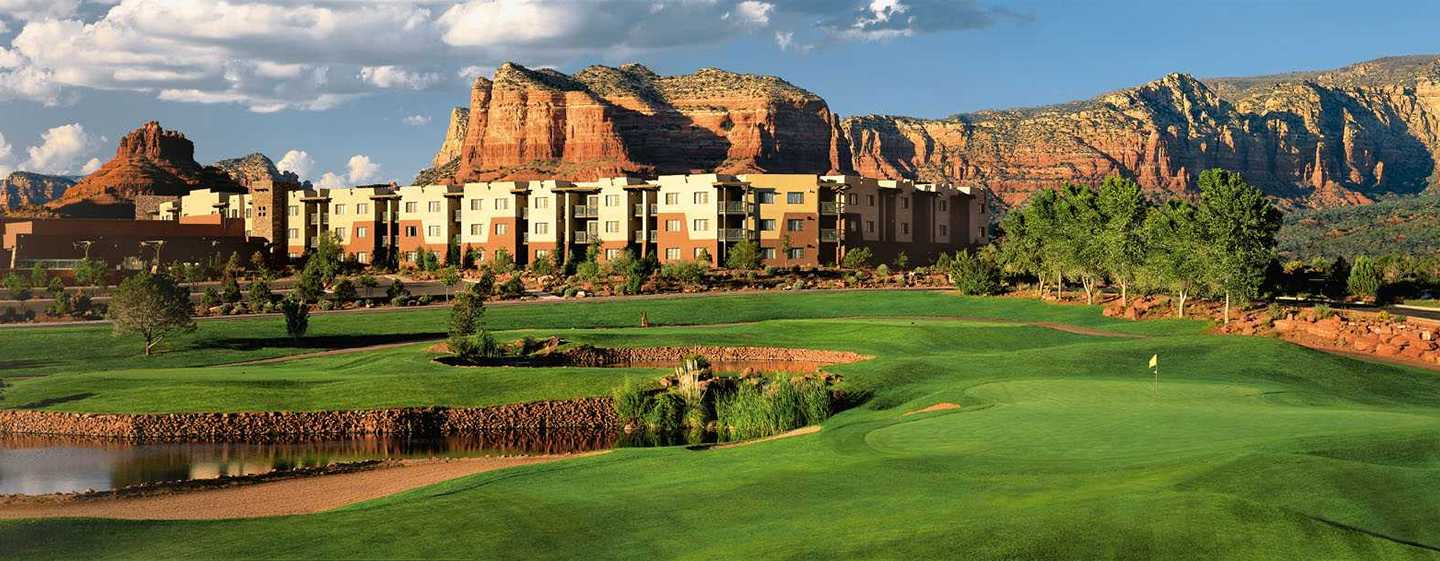 Hilton Sedona Resort at Bell Rock Hotel, Arizona - Fachada del hotel
