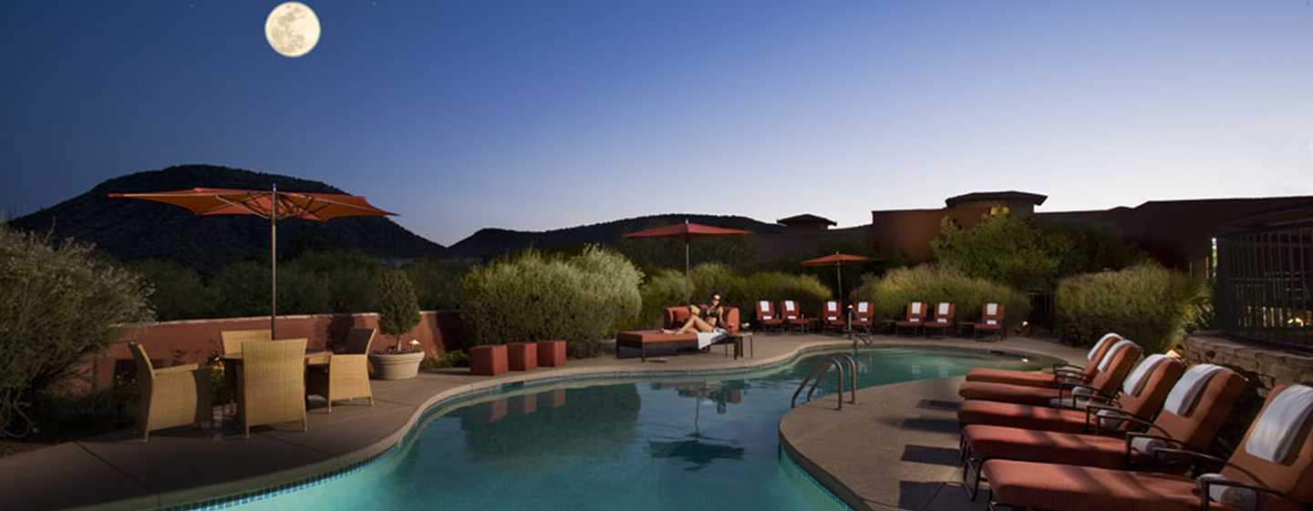 Hilton Sedona Resort at Bell Rock Hotel, Arizona - Piscina