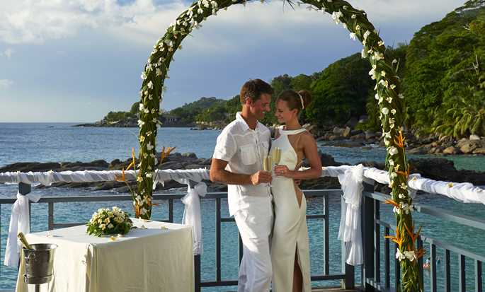 Hôtel Hilton Seychelles Northolme Resort and Spa - Mariages