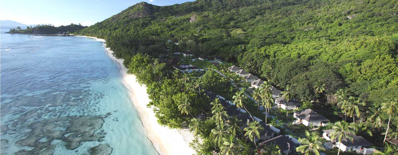 h tel hilton seychelles labriz resort spa seychelles h tels aux seychelles. Black Bedroom Furniture Sets. Home Design Ideas