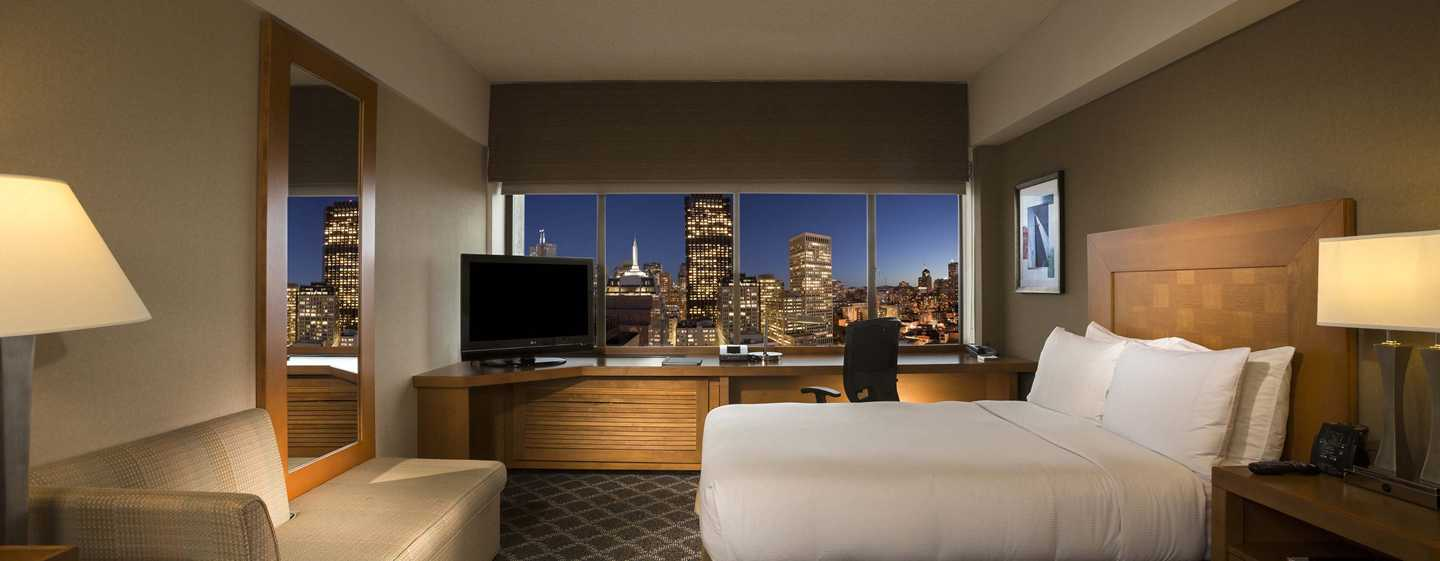 Hilton San Francisco Financial District - Quarto Executive
