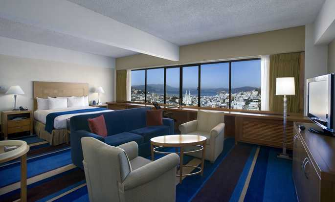 Hilton San Francisco Financial District hotel - Junior Suite