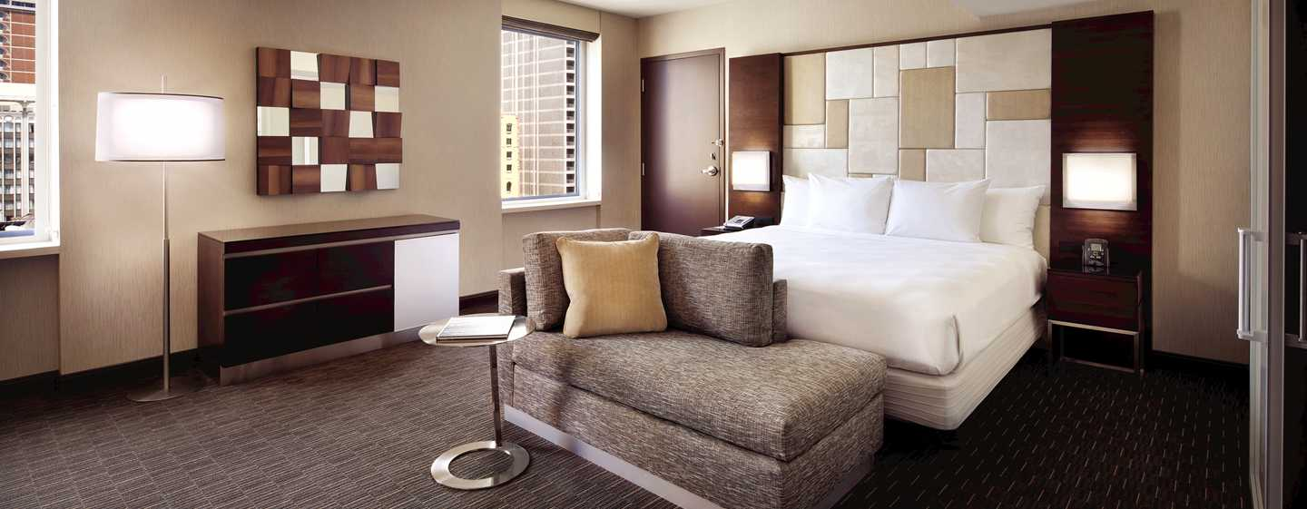 Hotel Hilton San Francisco Union Square, California, EE. UU. - Suite