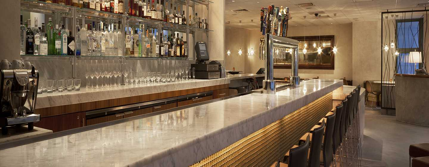 Hotel Hilton San Francisco Union Square, CA, USA – Bar