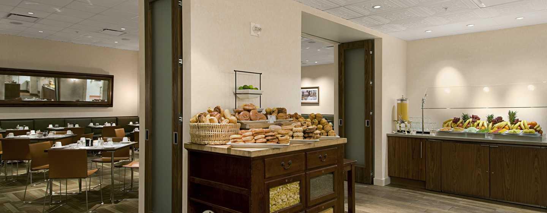 Hilton San Francisco Union Square hotel, Californië, VS - Ontbijtgedeelte