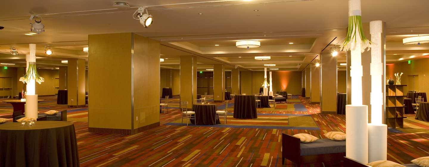Hotel Hilton San Francisco Union Square, CA, USA – Sala konferencyjna Golden Gate