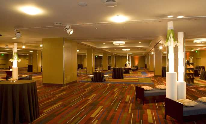 Hotel Hilton San Francisco Union Square, California, EE. UU. - Sala para eventos Golden Gate