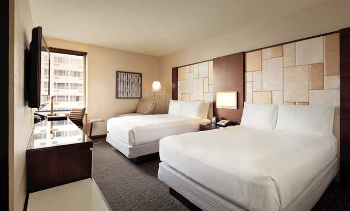 Hilton San Francisco Union Square, Californien, USA – To dobbeltsenge