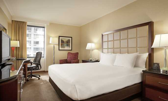 Hilton San Francisco Union Square, Californien, USA – Klassisk med queen-seng