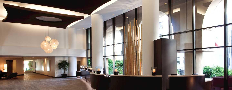 Parc 55 San Francisco – a Hilton Hotel, USA – Hotellets lobby