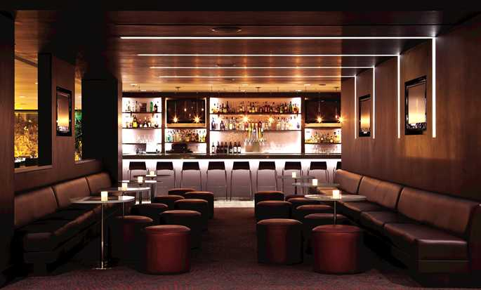 Parc 55 San Francisco - a Hilton Hotel, USA - Cable 55 bar