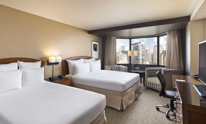 Parc 55 San Francisco - a Hilton Hotel, USA - Double room Deluxe