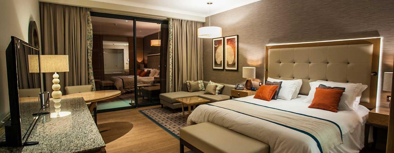 Hilton Cabo Verde Sal Resort-Hotel, Kap Verde– Suite mit Kingsize-Bett