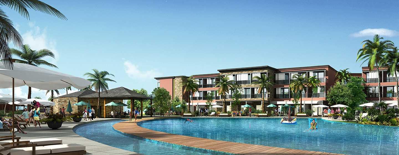 Hilton Cabo Verde Sal Resort-Hotel, Kap Verde– Swimmingpool des Hotels