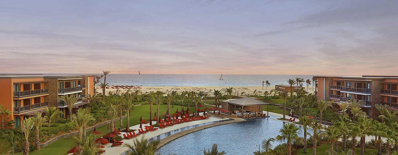 Hotel Hilton Cabo Verde Sal Resort, Cabo Verde – Vista do hotel