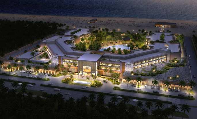 Hôtel Hilton Cabo Verde Sal Resort Cap Vert Extérieur