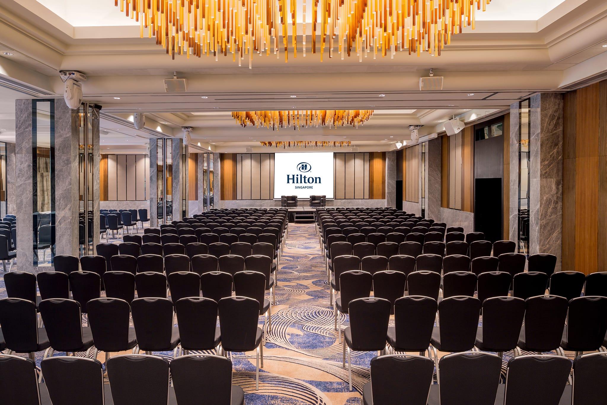 Hilton Singapore Hotel, Singapur U2013 Grand Ballroom