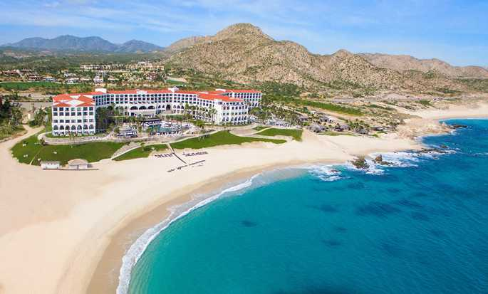 Hilton Los Cabos Beach & Golf Resort, México – Vista exterior