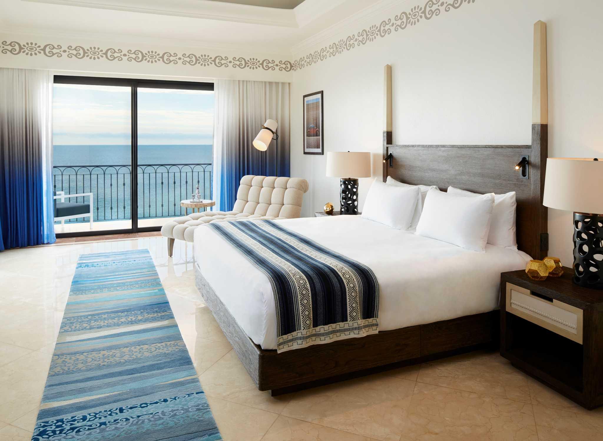 Hoteles en cabo san lucas hilton los cabos beach golf for Hotel piscina habitacion