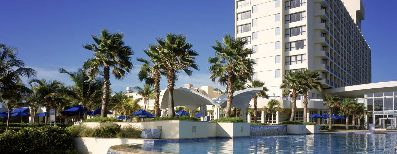 Hotel Caribe Hilton, San Juan, Porto Rico – Exterior
