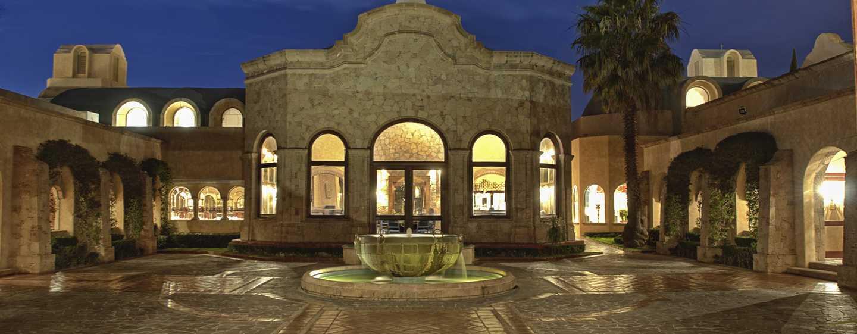 Hotel Hilton San Luis Potosi, México - Fachada del hotel
