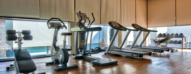 โรงแรม Hilton Ngapali Resort & Spa เมียนมาร์ - ฟิตเนสฮิลตัน