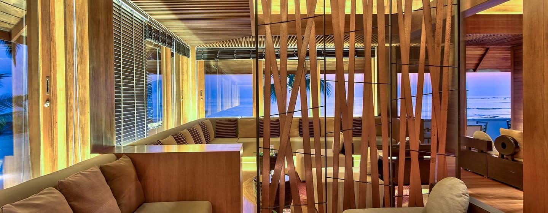 Hilton Ngapali Resort & Spa Hotel, Myanmar – Shore