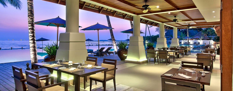 Hilton Ngapali Resort & Spa Hotel, Myanmar – Restaurant Flow