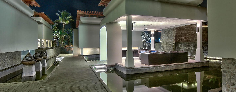 Hilton Ngapali Resort & Spa Hotel, Myanmar – The Spa