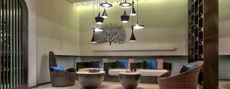 โรงแรม Hilton Ngapali Resort & Spa เมียนมาร์ - The Spa