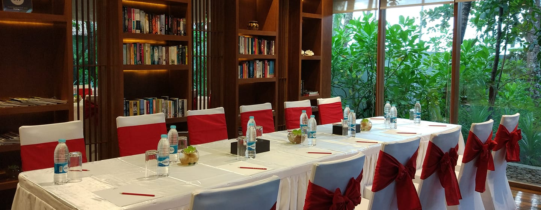 Hilton Ngapali Resort & Spa Hotel, Myanmar – Boardroom