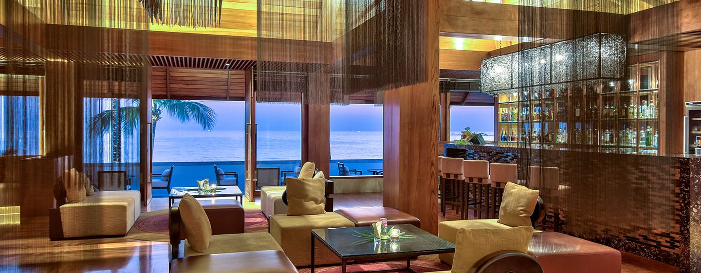 Hilton Ngapali Resort & Spa Hotel, Myanmar – Shore Bar