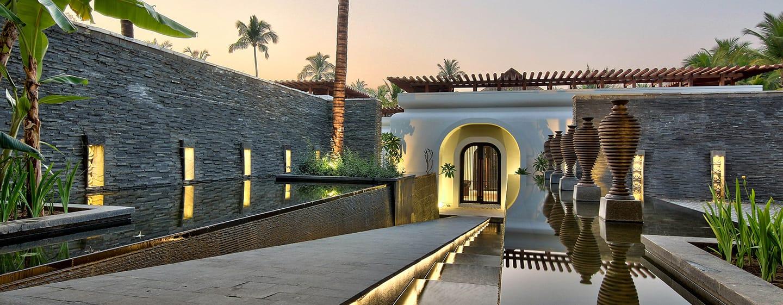 Hilton Ngapali Resort & Spa Hotel, Myanmar – Spa