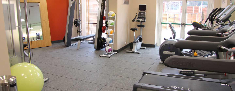 Hotel Hilton Sofia, Bułgaria – centrum fitness