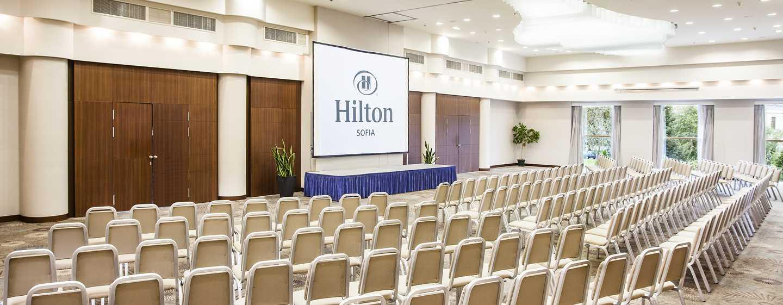 """Хотел Hilton Sofia, България - бална зала """"Мусала"""""""