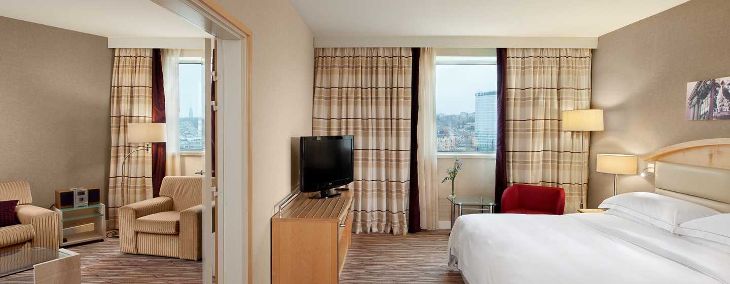 Hotel Hilton Sofia – Apartament Park Executive