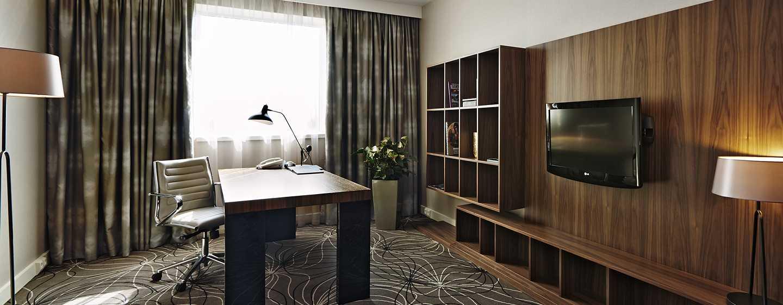 Хотел Hilton Sofia, България - ексклузивен президентски апартамент