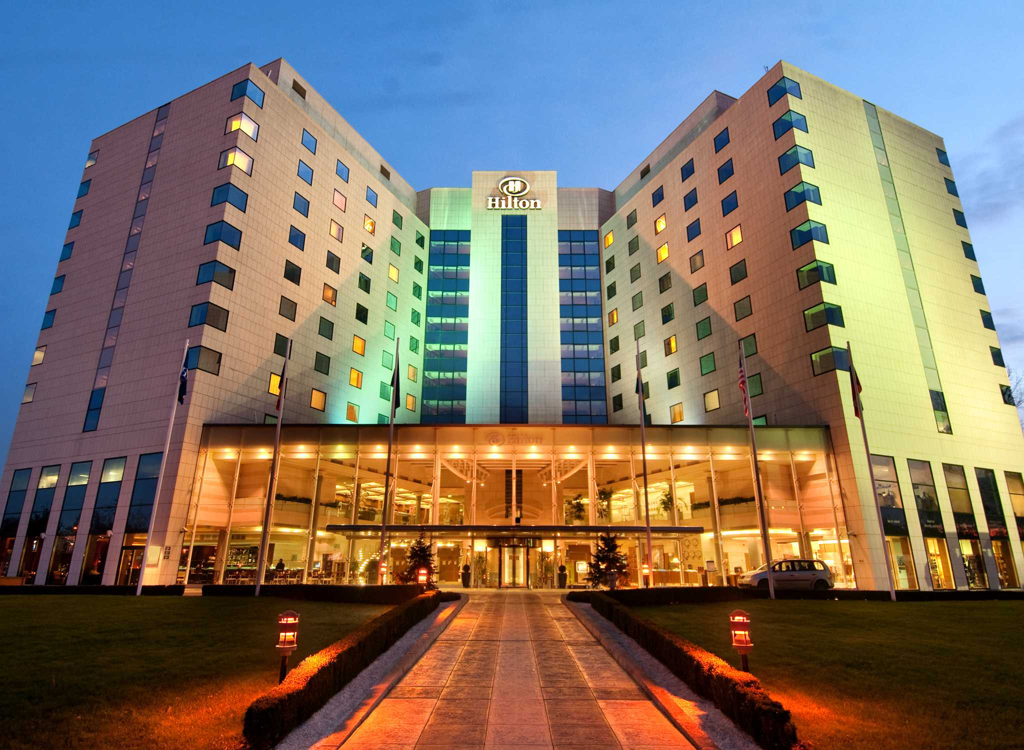 Hotel Hilton A Vienna Centro